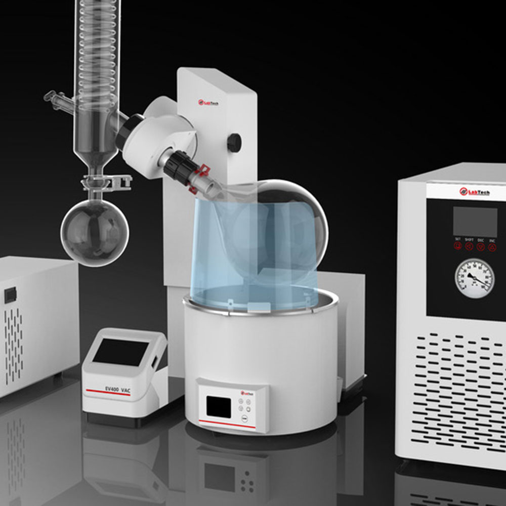 Enhanced safety for Rotary Evaporator